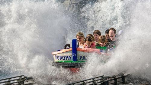 amusement park europa park boot