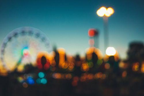 amusement park fair rides
