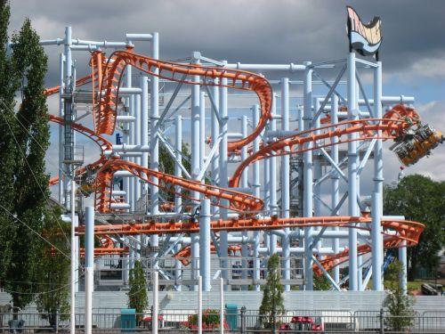 amusement park tampere särkänniemi