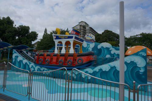 Amusement Rides Flying Boat Ride