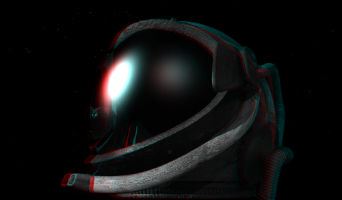 anaglyph red green red green glasses