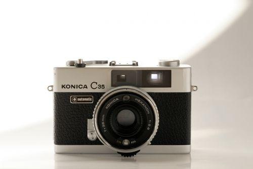 analog camera old