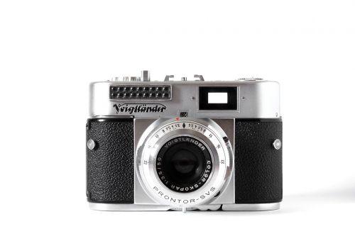 analog camera voigtlander