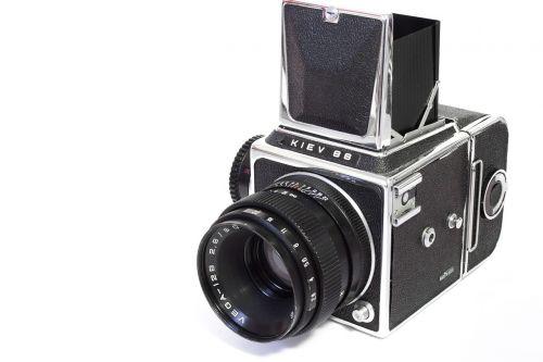 analog camera russian