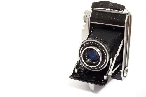 analog camera lens