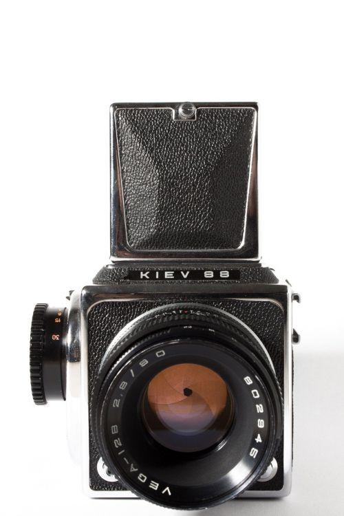 analog camera medium format