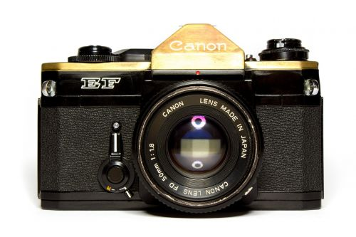 analog camera vintage