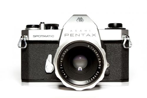 analog camera pentax