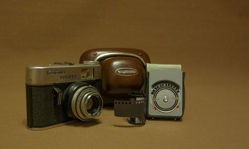 analog  voigtlander  camera