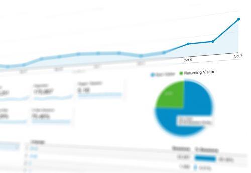 analytics chart data