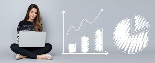 analytics charts business