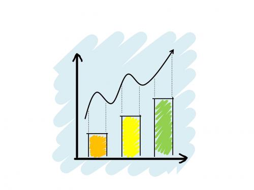 analytics chart drawing