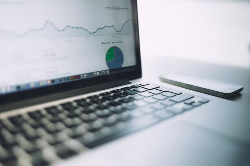 analytics charts traffic
