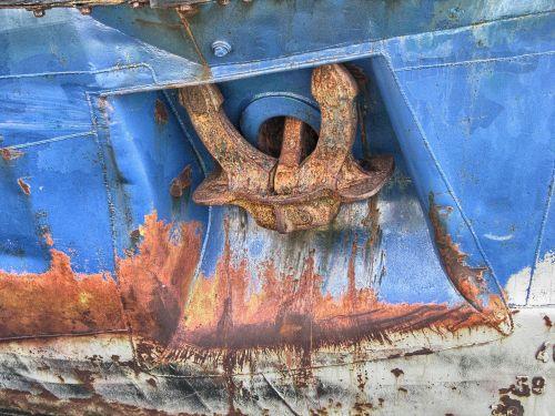anchor ship the ship