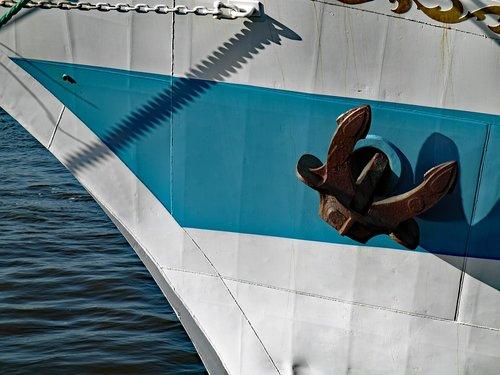 anchor  ship  boat