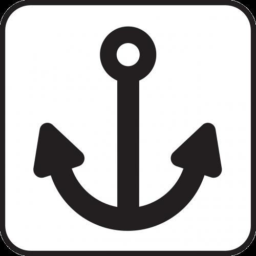 anchor harbor ship