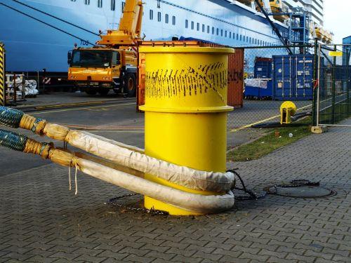 anchoring ropes rope up