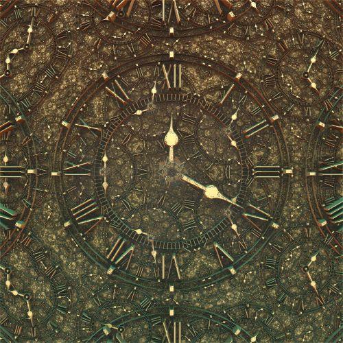 ancient clock antique