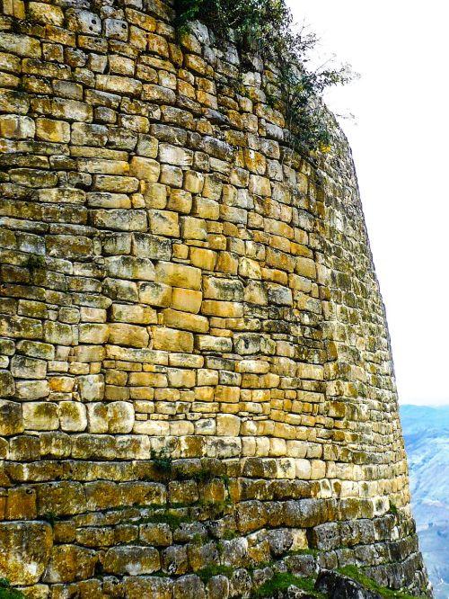 ancient peru ruin