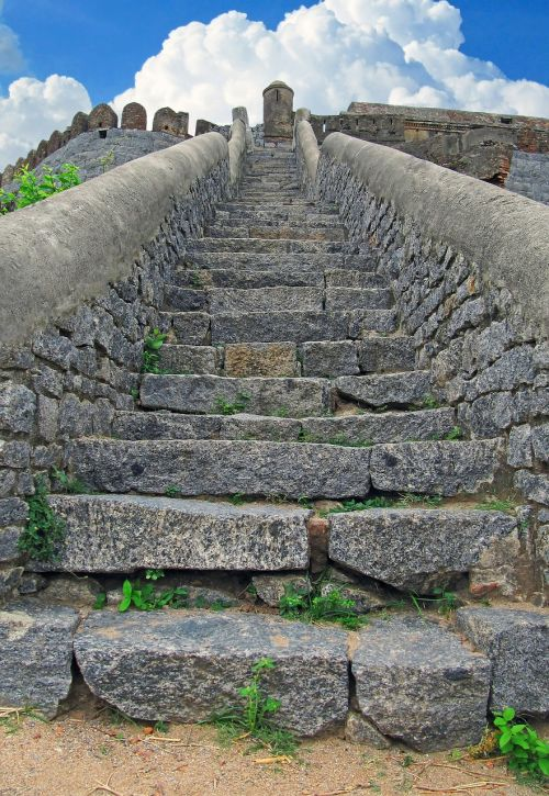 ancient stairs staircase