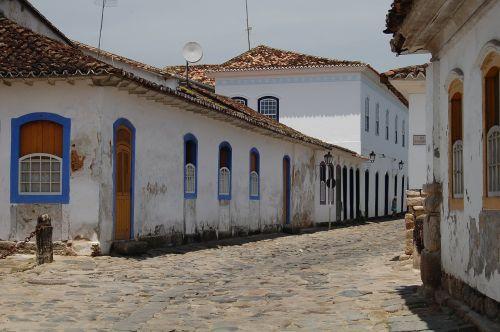 ancient city historic city brazil