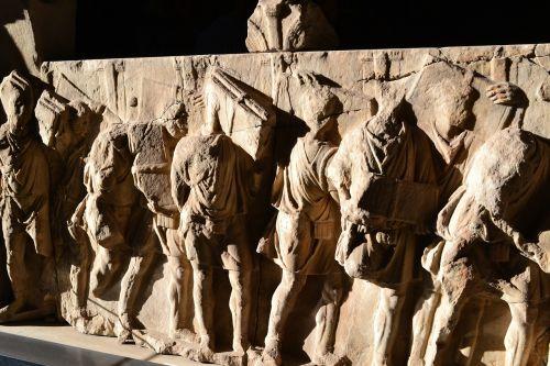 ancient frieze roman forum rome