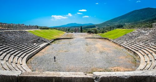 ancient messini stage ancient greece