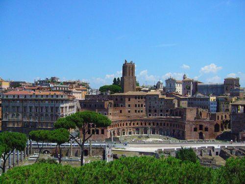 ancient rome rome roma capitale