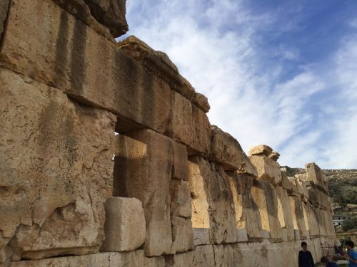 ancient ruins middle east archaeology