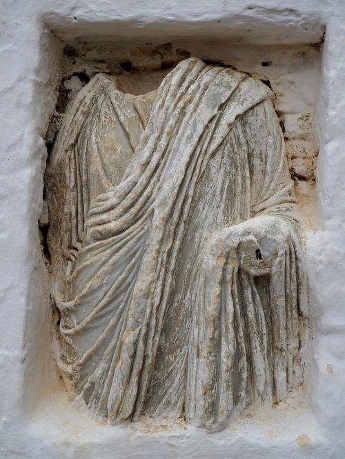 ancient statue roman statue grèse