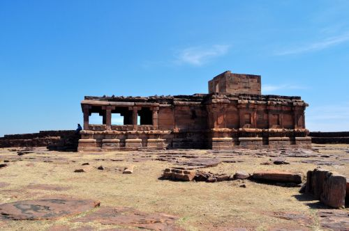 Ancient Stone Temple