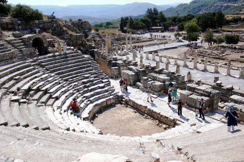 ancient theatre theatre ancient