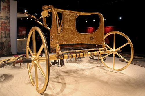 ancient times chariot egypt