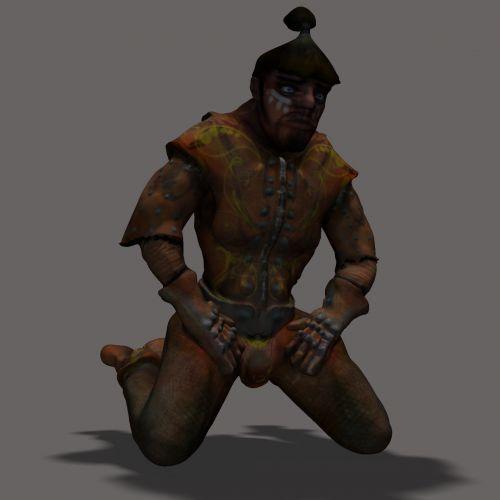 Ancient Warrior 1