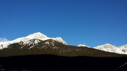 andalo mountains italy