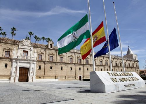 andalusia parliament legislative