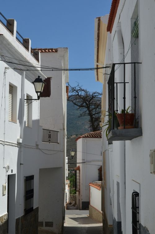 andalusia street white