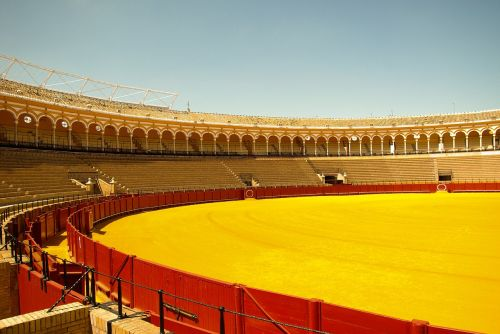 andalusia arenas seville