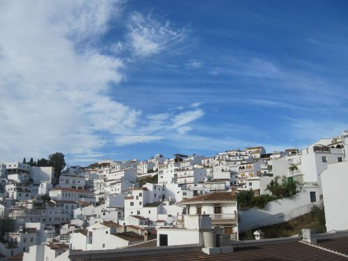 andalusia spain mountain