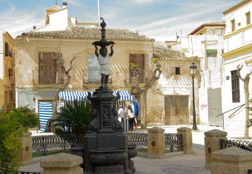 andalusia lorca place