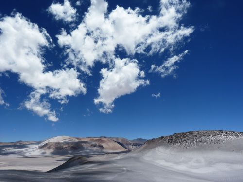 andean desert andes