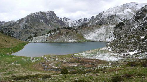 andorra mountains holiday