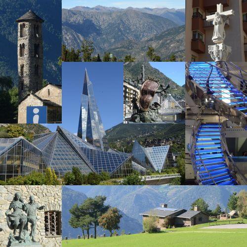Andorra Collage