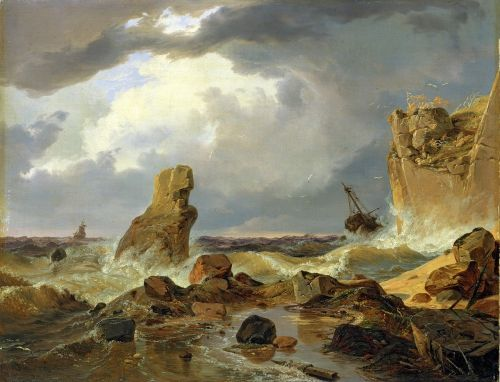 andreas achenbach painting art