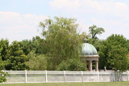 Andrew Jackson's Garden
