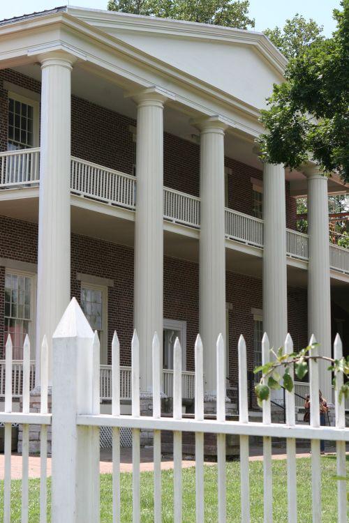 Andrew Jackson's House