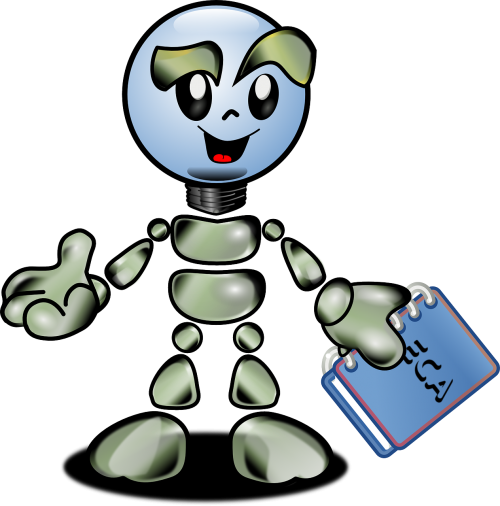 android robot artificial intelligence