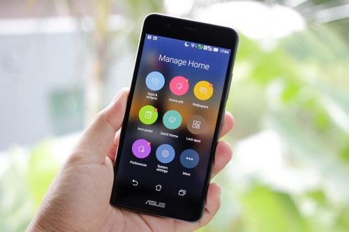 android asus phone mobile