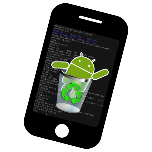 android cell phone crash crash