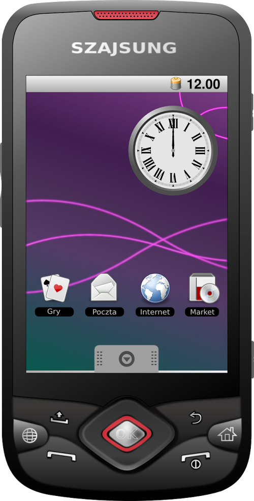 android os call touchscreen